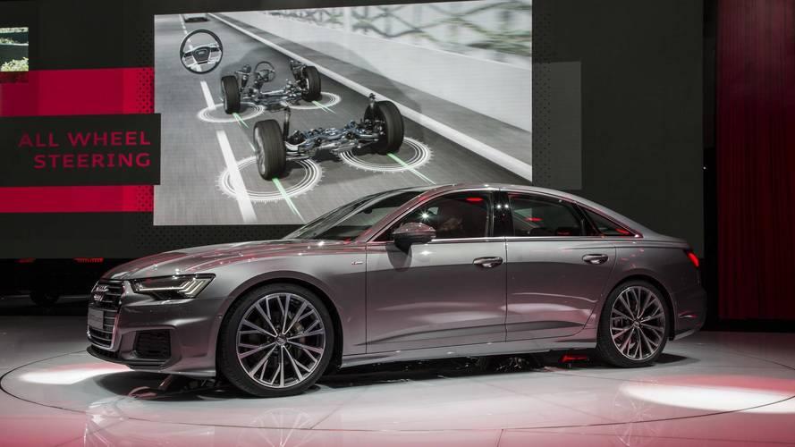 Audi A6 2018: así luce la berlina en el salón de Ginebra