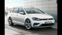 Volkswagen Golf R-Line restyling, fisico atletico