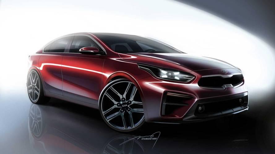 2018 Kia Cerato/Forte tasarım yorumları paylaşıldı