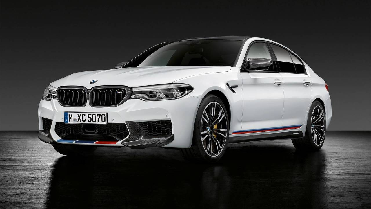 BMW M5 2018 M Performance