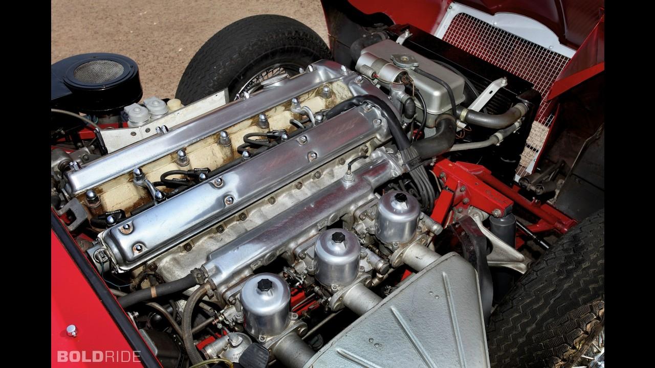 Jaguar Series 1 E-Type Roadster