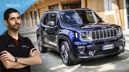 Jeep Renegade 2019, poche novità fuori, tante
