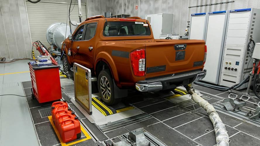 Nissan Frontier começa a ser produzida na Argentina nas próximas semanas