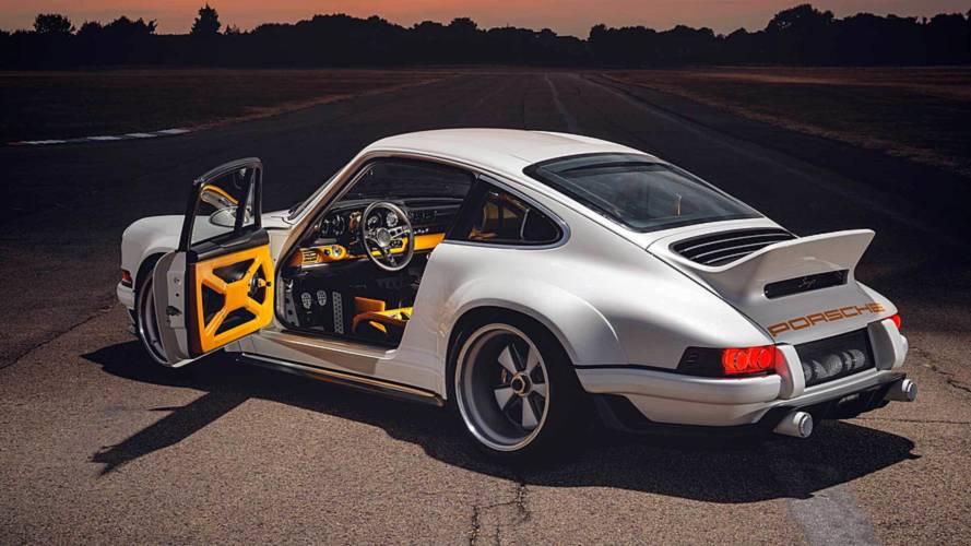 Így szól a Williams által fejlesztett motor az 1.8 millió dolláros Singer 911-ben