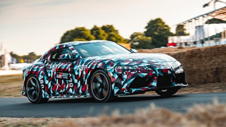 Toyota Supra's Chief Engineer Talks About Weight And Power