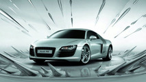 Audi R8 Scupture