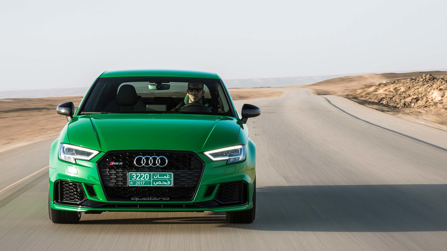 2017 Audi RS 3 first drive