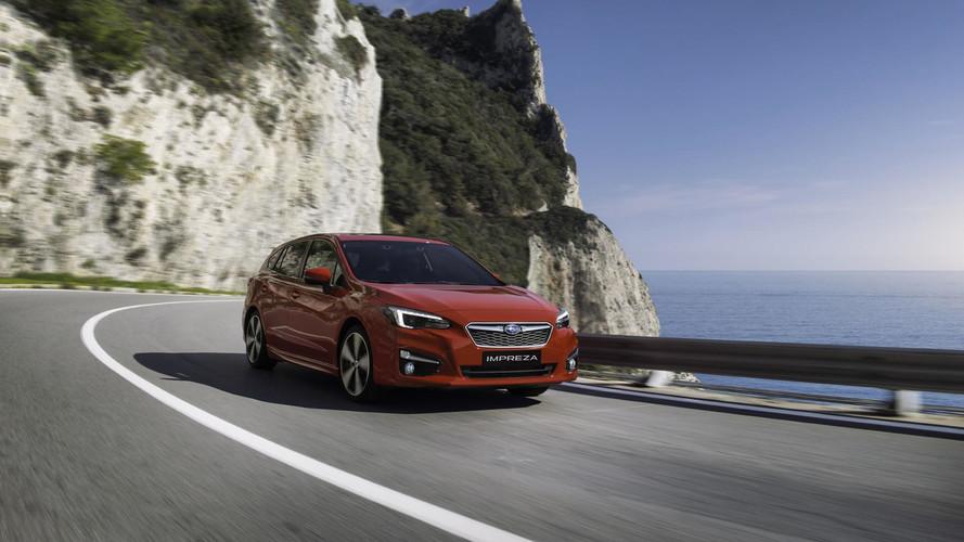 Une première européenne à Francfort pour la Subaru Impreza