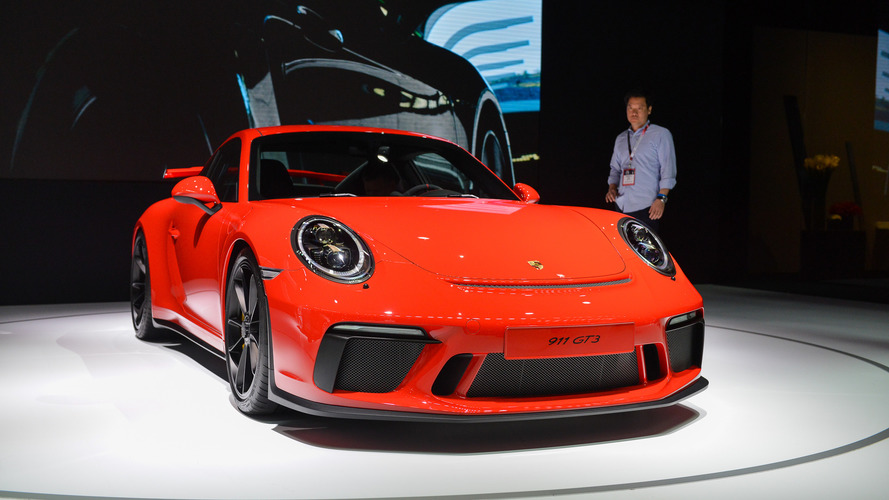 Porsche 911 GT3 Gets Even More Powerful For 2018