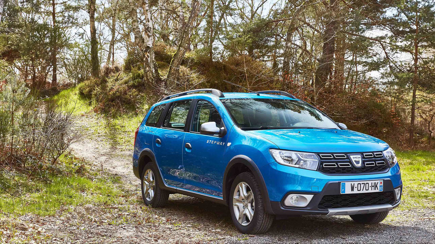 Dacia Logan MCV Stepway Is A Budget Audi Allroad