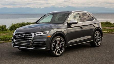 2018 Audi SQ5 First Drive