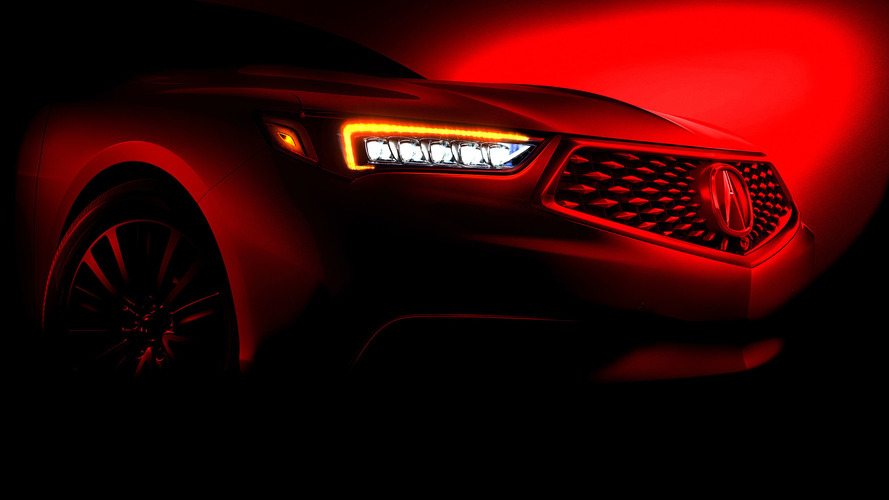 Acura TLX To Stretch Out At Auto Shanghai With Long Wheelbase