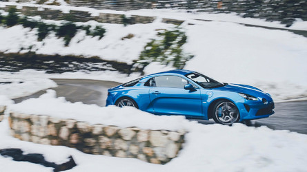 Alpine A110 To Take On Hill At Goodwood