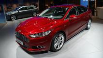 2015 Ford Mondeo at 2014 Paris Motor Show