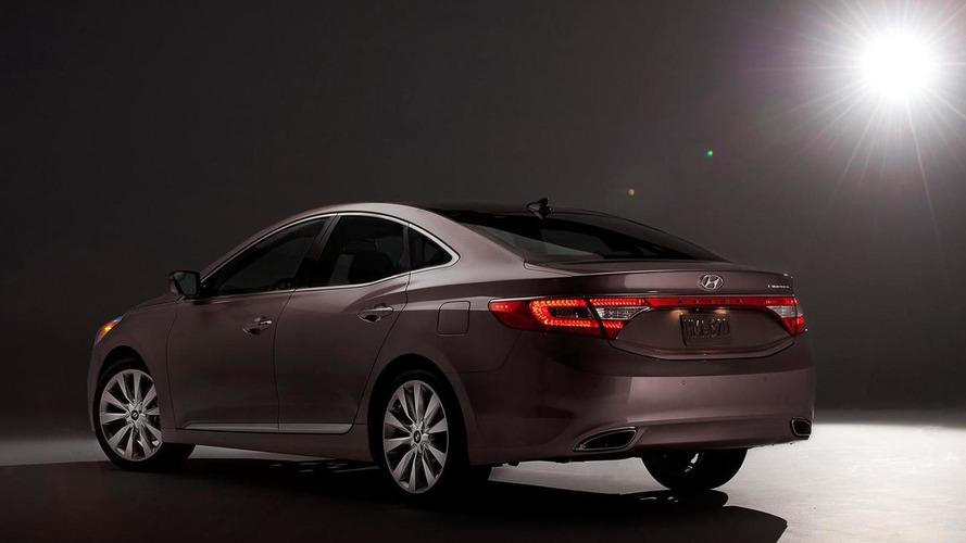 2014 Hyundai Azera receives 1,250 USD price cut, gains more standard equipment