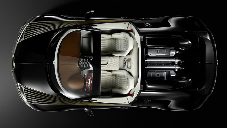 Bugatti highlights the Grand Sport Vitesse Black Bess [video]