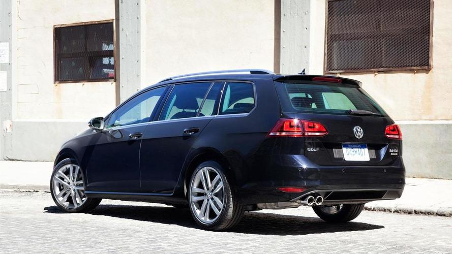 Volkswagen Golf Sportwagen concept to debut in New York