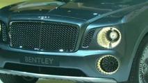 Bentley EXP 9 F SUV concept live in Geneva, 700, 05.03.2012