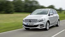 Mercedes-Benz B 200 Natural Gas Drive announced
