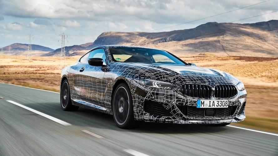 BMW Série 8 - Voici la puissance de la M850i xDrive !