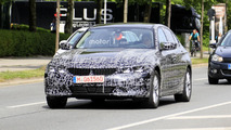 2019 BMW 3 Series saloon new spy photos