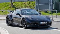 Yeni nesil Porsche 911 Turbo casus fotoğraflar