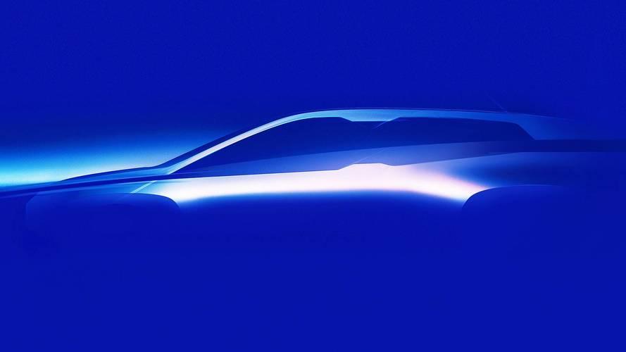 BMW iNEXT, ecco lo stile dell'elettrica del 2021