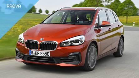 BMW Serie 2 Active Tourer, evoluzione ragionata