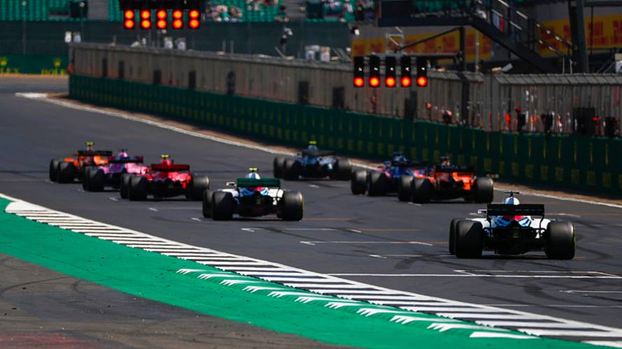 F1 considering awarding points down to 20th place