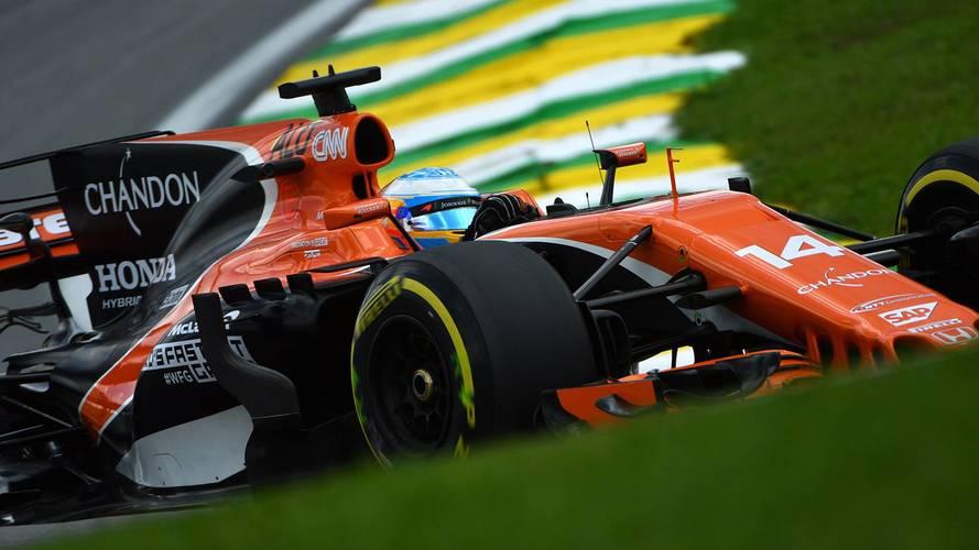 El McLaren será el coche que más cambiará su aspecto en 2018