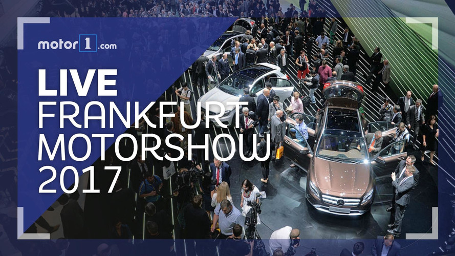 2017 Frankfurt Motor Show On Video