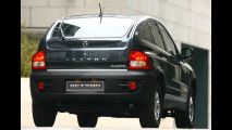 Il nuovo SsangYong Actyon