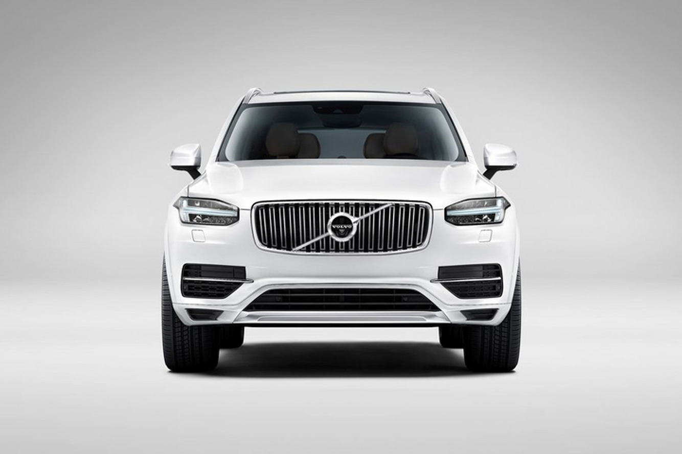 Volvo XC90 Rendered as a Pickup; We're in Love