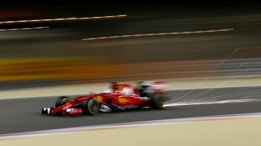Vettel escapes Bahrain grid penalty