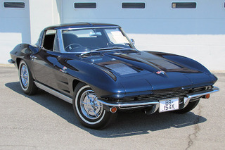 The World's Only Right-Hand Drive 1963 Corvette Z06 is Still a Mystery