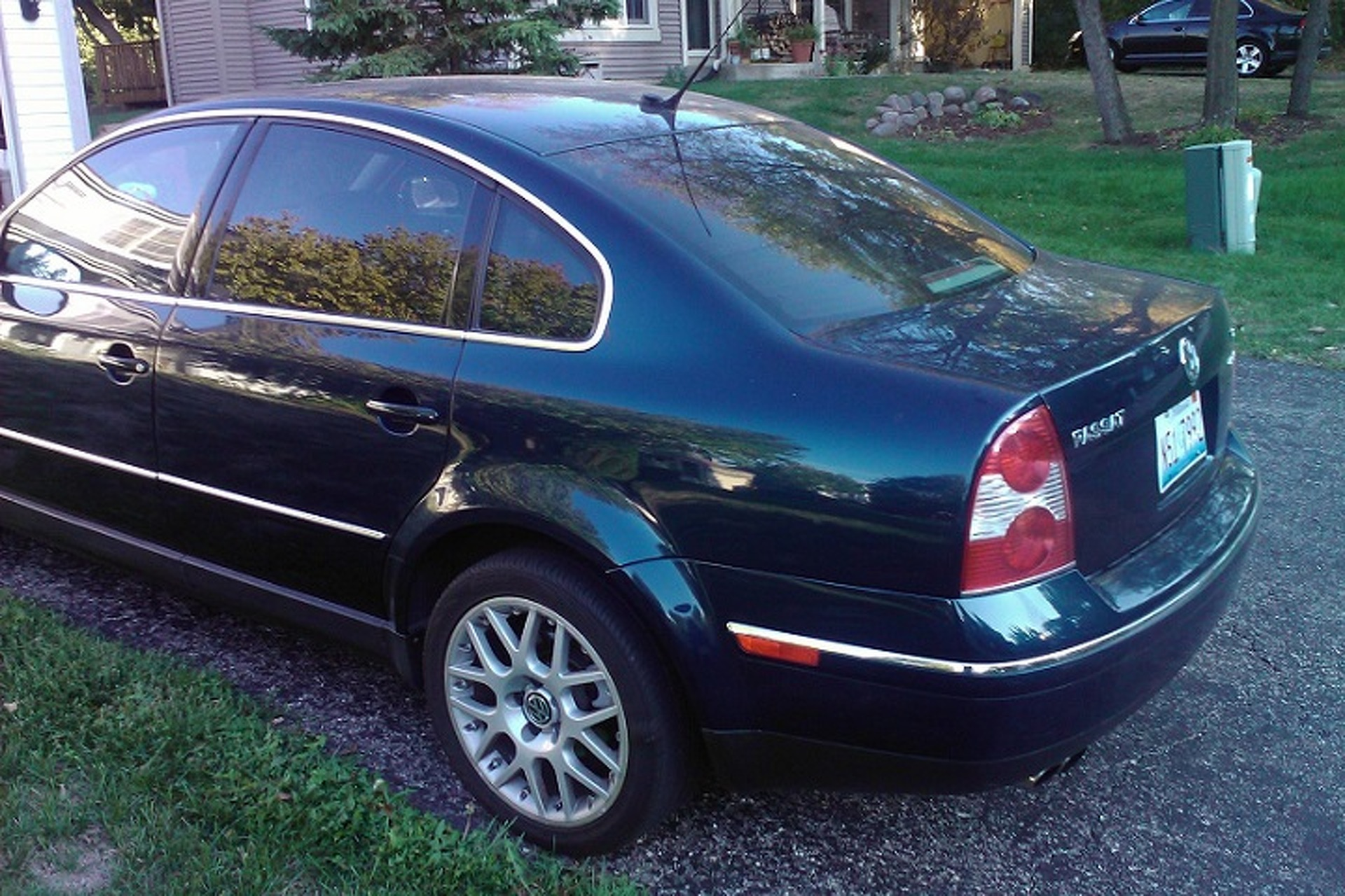 The Unluckiest Used Volkswagen Passat W8
