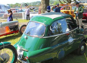 Five Reasons Why Concours Rock