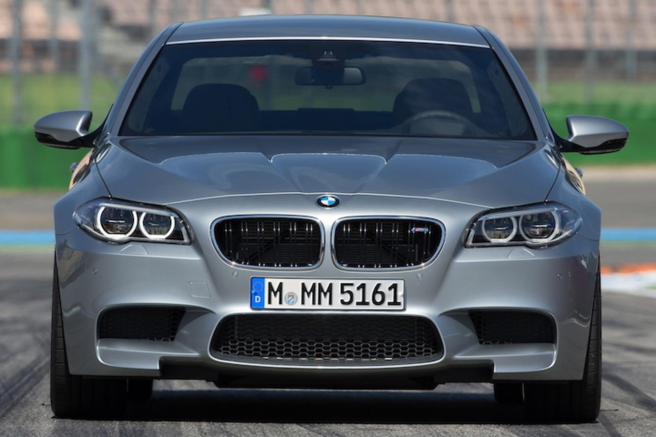 BMW M5 Mega Galeri