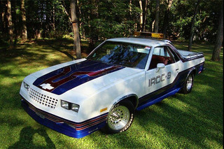 Choo Choo Choose This Rare El Camino IROC-S For Your Collection