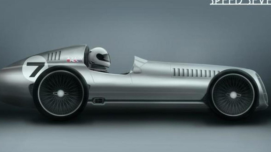 Kahn Design teases their upcoming Speed 7