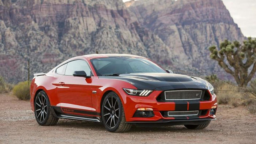 Shelby GT EcoBoost Mustang introduced with 335+ bhp