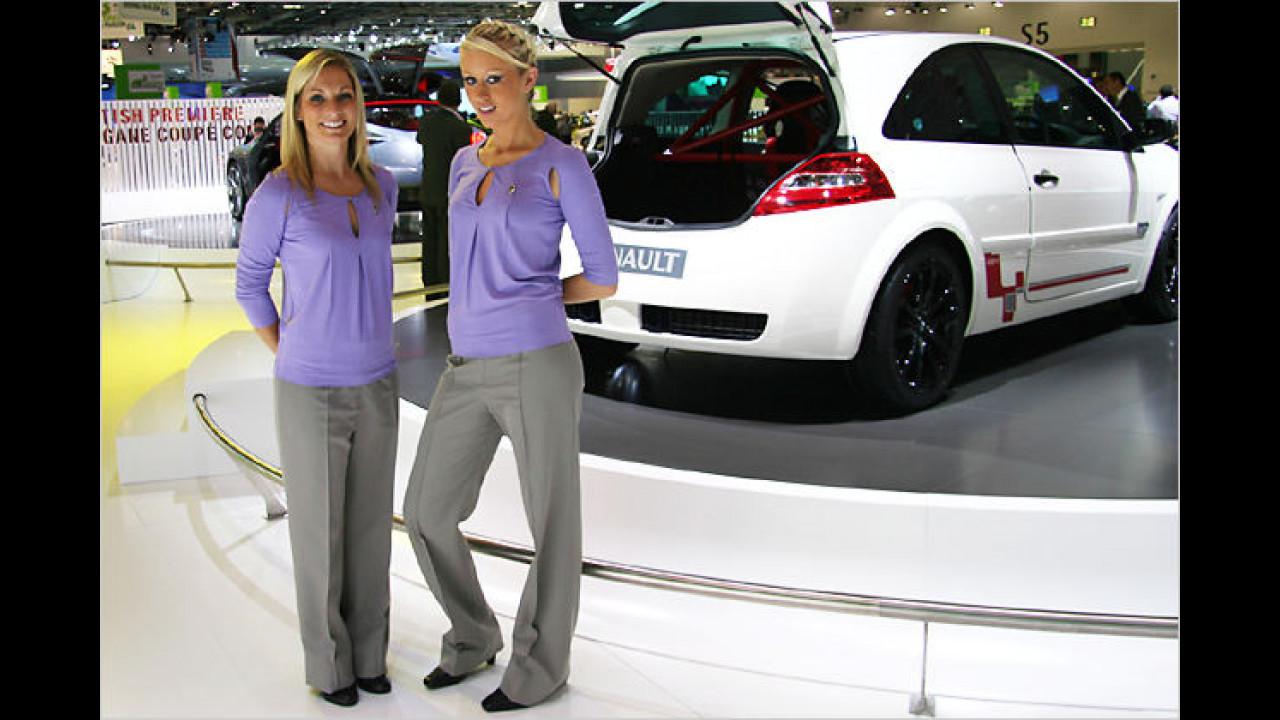 Wer sich vom Renault-Renner nicht angelockt fühlt, dem sei mit den beiden hier geholfen