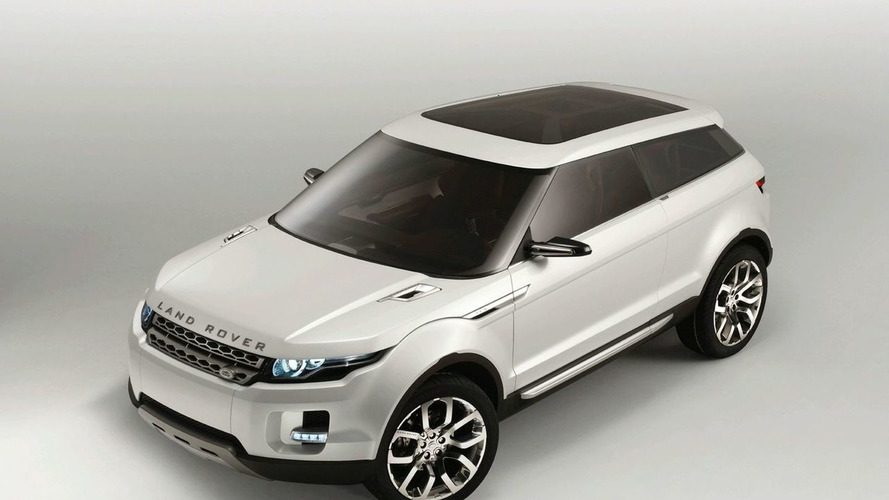 Upcoming Land Rover LRX to get front wheel drive, a Land Rover first
