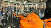 Caparo T1 Unveiled at Monaco