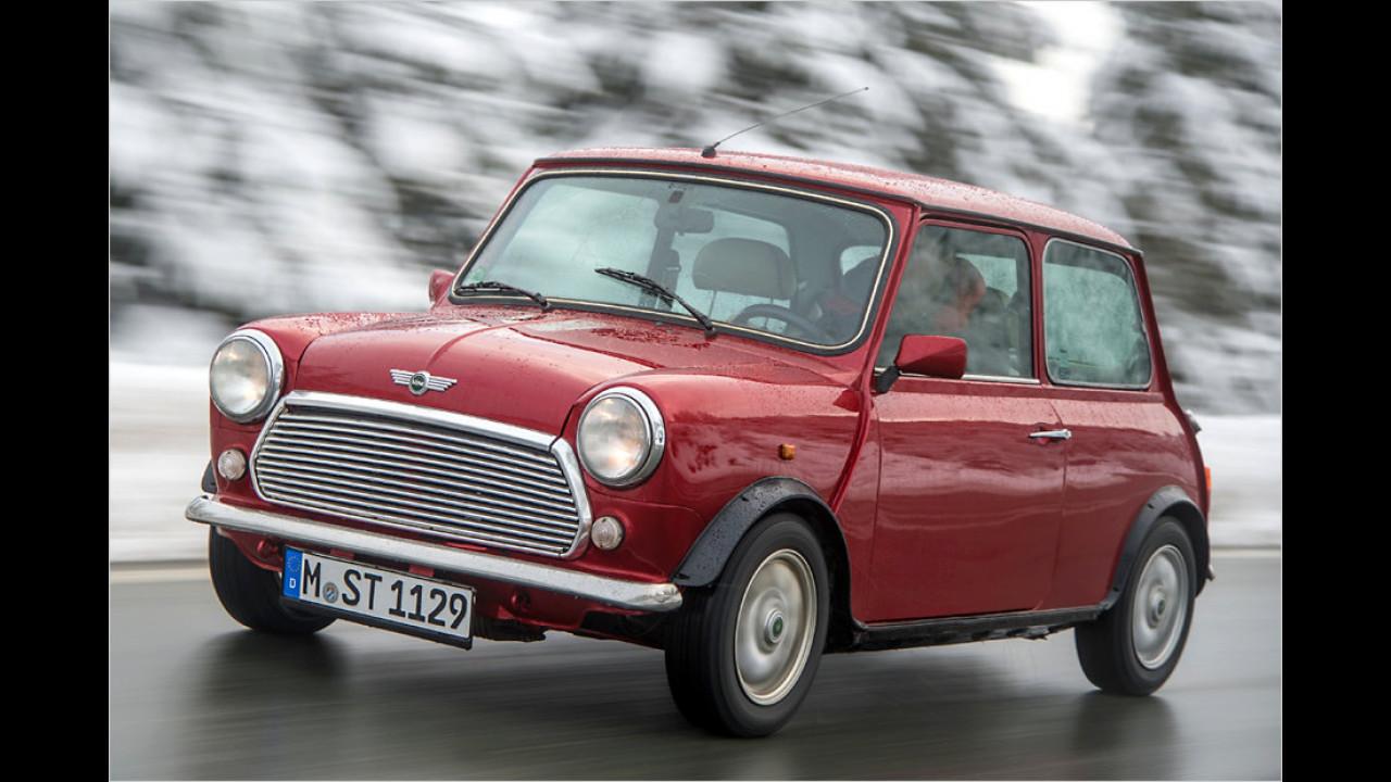 Fiat 500 gegen Mini