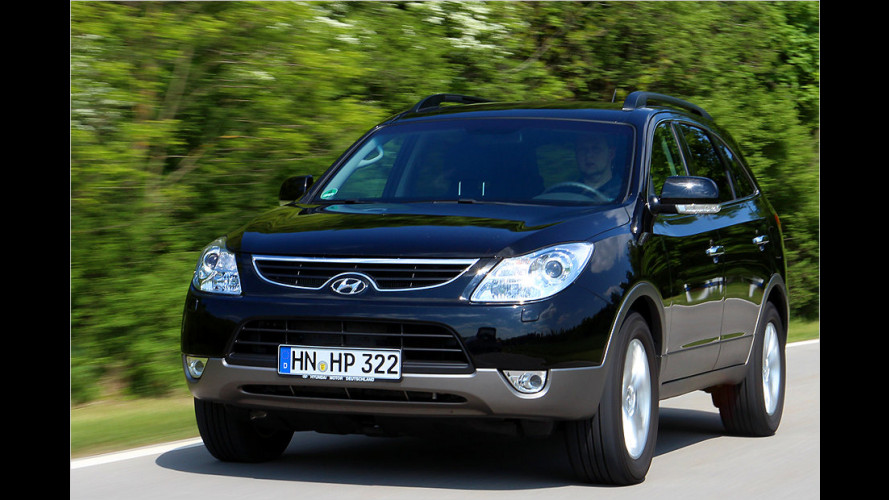 Hyundai ix55 mit neuem Diesel