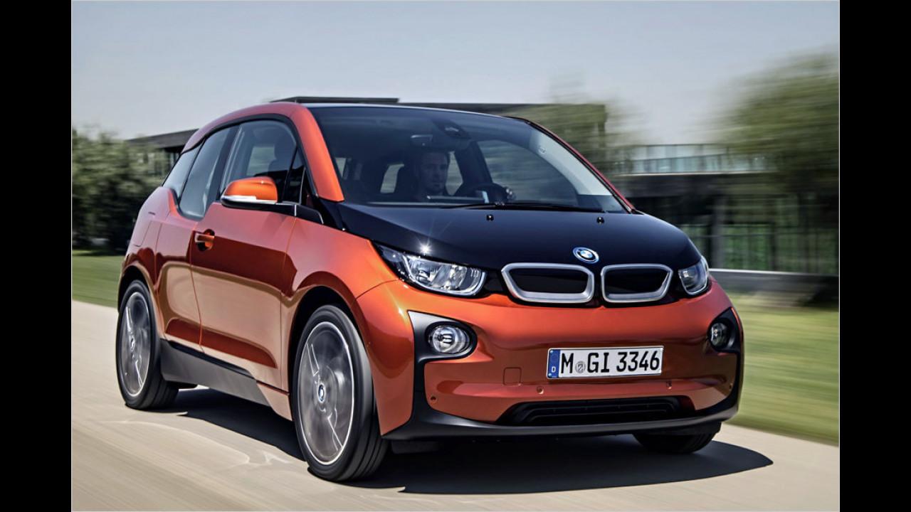 BMW i3 (mit Range Extender)