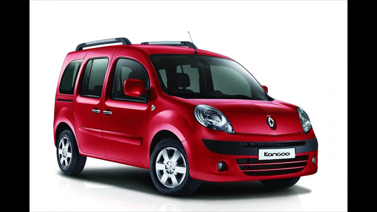 Renault Kangoo Happy Family