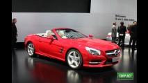 Salão de Detroit: Fotos da Nova Mercedes-Benz SL 2013