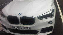 2016 BMW X1 with M Sport Package spotted in the metal